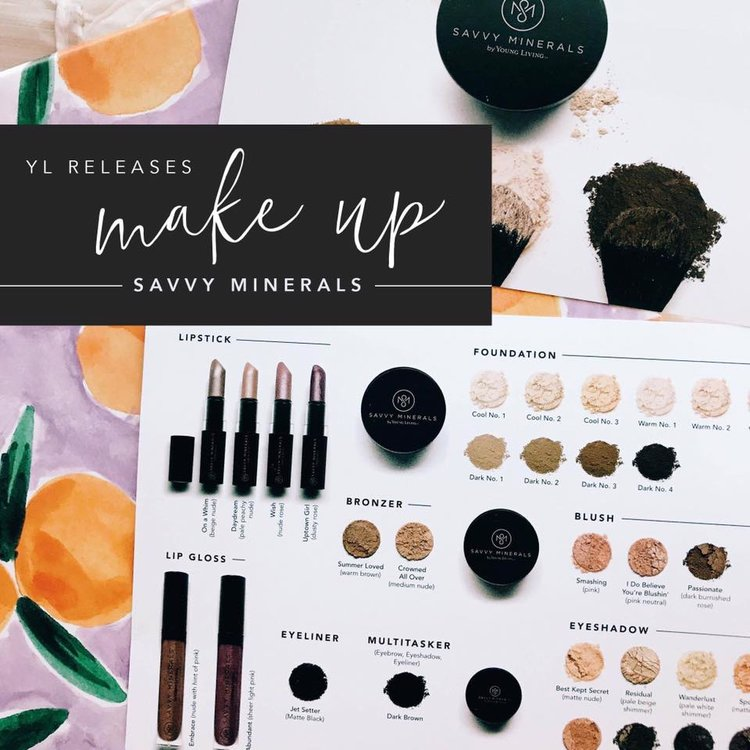 Young Living Mineral Makeup - GarvinAndCo.com