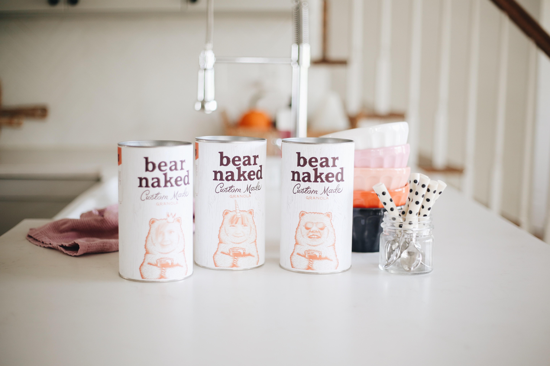 Bear naked snacks