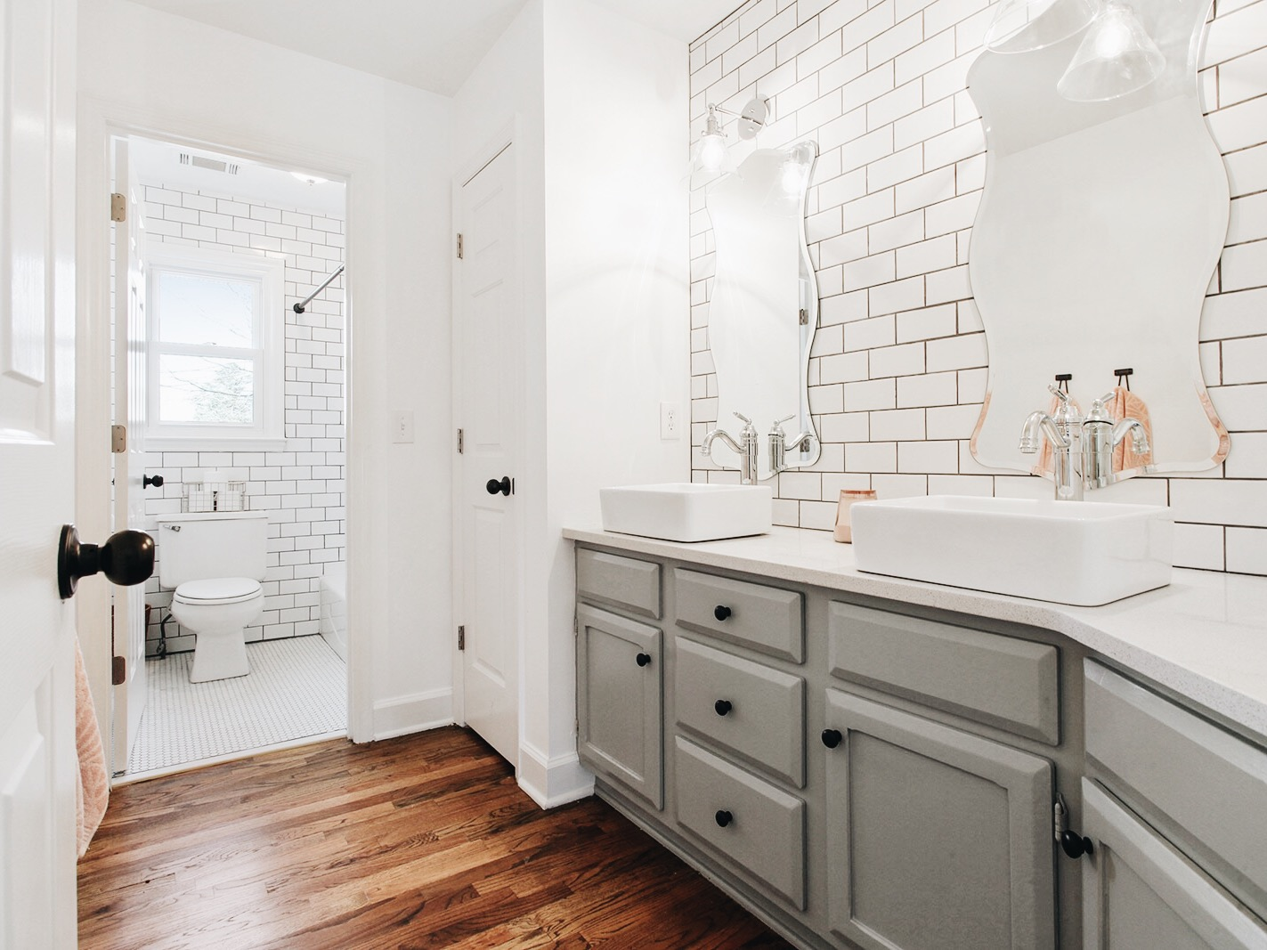Bathroom Before & Afters - GarvinAndCo.com